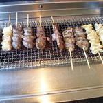 炙り家 - 串焼き
