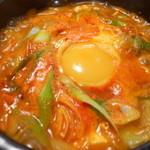 鎌倉釜飯 かまかま 純豆腐 - 料理写真:スンドゥブ