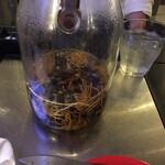 肉バル パンとサーカス - * 冬虫夏草酒