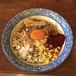ラーメン・まぜそば 麺丸 - 料理写真: