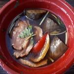 厚田村 - 鴨の治部煮