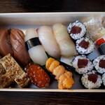 厚田村 - 特上寿司