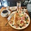 モーガン - 料理写真:Aモーニング650円