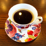 美波プレザントギャラリー - ホットコーヒー