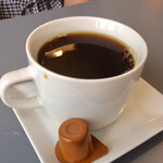 ほりかわ珈琲店 - セットのホットコーヒー