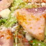 鮪専門店 MEGRO - 鮪は煮ても焼いても生でも揚げても美味しいですが燻製にしても美味しいんですね