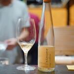 山猫軒 - ここらへんから急にワインのレベルが上がって来た(笑) 2018 ケンゾーエステートあさつゆ(白);カリフォルニア