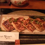 かどばんや - 鉄板焼き 豆腐ステーキ