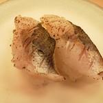 回転寿司 すし丸 - 炙りカマス