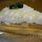 レティシアの月 - レアチーズのタルト