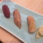 yanakenboo - 寿司3貫盛り