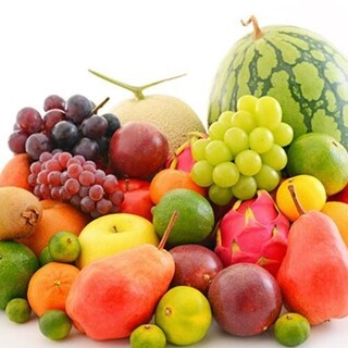 【平日食べ放題実施中】オーナーが目利きした新鮮なフルーツ使用