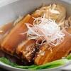 中国料理 四川 - 料理写真:皮付き豚バラ肉の角煮
