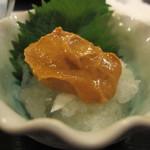 麦酒庵 - えび味噌