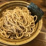 ベジポタつけ麺えん寺 - つけ麺(大盛)850円