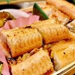 壺川 - 鰻棒鮨