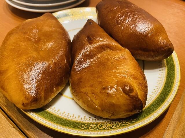 イクラバル ロシアンビストロの料理の写真