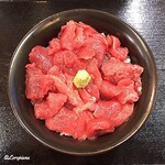 鈴徳 - 本マグロ切り落とし丼