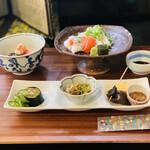 魚政 - 料理写真:お料理1