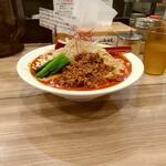 くじら食堂 - 限定の冷やし担々麺
