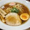 ポッポ - 料理写真:醤油ラーメン490円