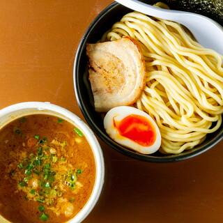 山魚つけ麺