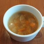 小岩井農場TOKYO  - カップスープ