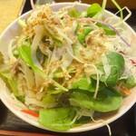 宝寿司 - にぎり寿司10貫ランチ(サラダ)