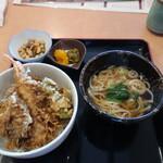 寿司割烹 堀天 - 天丼