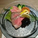 132336715 - 神戸牛ローストビーフ