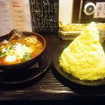ラマイ - スープとライス