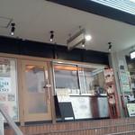 アツアツ - 飲食店が集まったビルの、2F真ん中あたりです