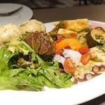 ジラソーレ リッコ - 料理写真: