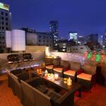 Mojito Terrace Lounge AHINAMA - テラス