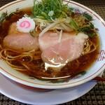 セアブラノ神 伏見剛力 - 料理写真:6月限定 昔ながらの中華そば700円