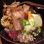 132343840 - スタミナ豆腐