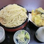 のんき家 - 料理写真:天もり・大(750円)_2012-05-29