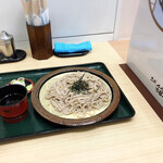名代 箱根そば - ざる(そば)