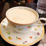 蝸牛庵 - ウィンナーコーヒー