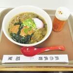 稲葉 - 料理写真:たぬきこぶそば