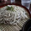 うどん・そば北の庄 - 料理写真:ざるそば(並盛)