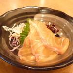 KYOTO DINING 優食かなめ - サーモンのカルパッチョ