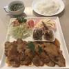 ツィンベル - 料理写真:きまぐれメンズセット ¥1100