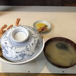 天勝 - 料理写真:天丼