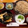 手打ちそば 相田 - 料理写真:ミニ天丼セット
