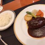 西武特別食堂 ホテルオークラ -