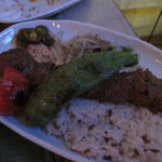 トルコ料理 ドルジャマフセン - シシケバブ