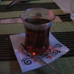 トルコ料理 ドルジャマフセン - チャイ
