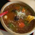 チャイニーズキッチン味彩 - 料理写真:広東麺