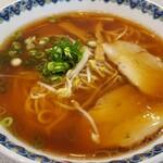 ドライブイン旭川 - 料理写真:中華そば